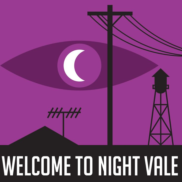 Welcome to Night Vale - Podcast.