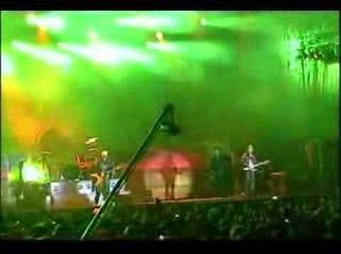 Scorpions live in Sibiu, Romania 2007