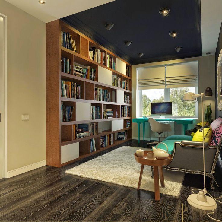 дневник дизайнера: Яркий интерьер квартиры в стиле поп-арт