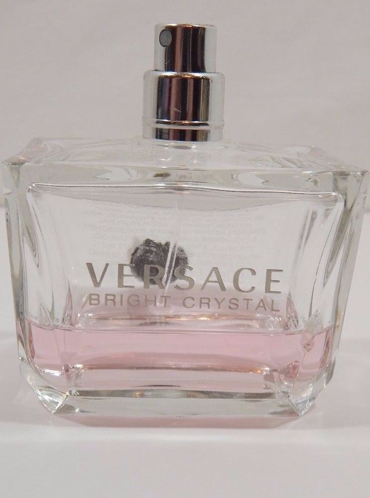 Versace Bright Crystal for Women 3.0 oz.  Used #Versace
