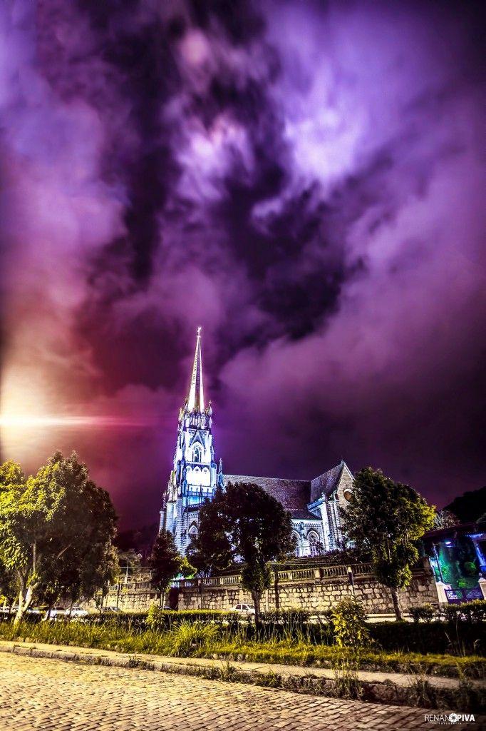 São Pedro de Alcântara Cathedral :: Petrópolis, RJ, Brazil.