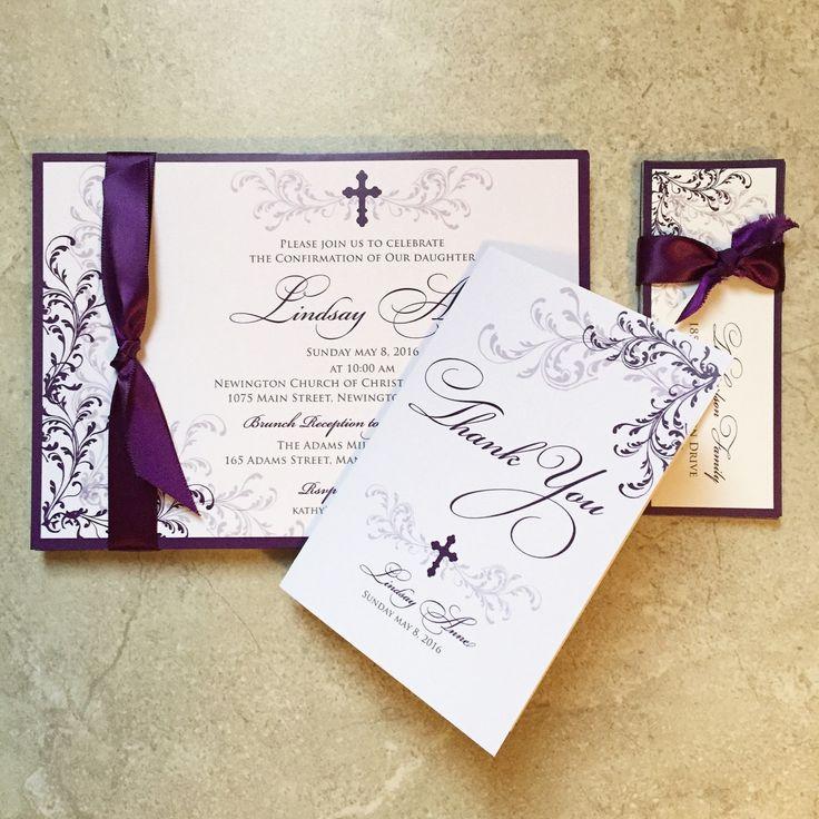 10 best Baptism Invitations Christening Invitations – Religious Invitation Cards