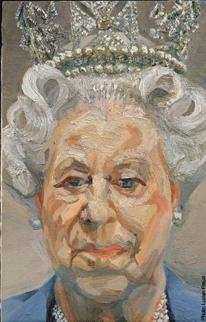 Wouldn't you think the Royal Family, of all people, could have good portraits painted? It seldom seems to work out for them.  http://watchmepaint.blogspot.com/2014/01/awkward-family-portraits.html