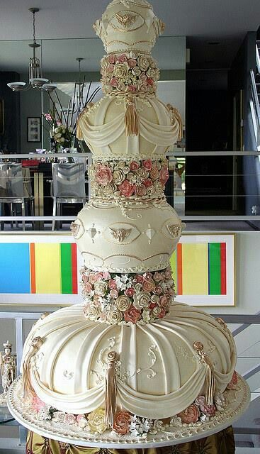 over the top wedding cakes the top wedding cake cakes wedding 18098