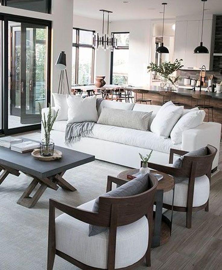 41 Amazing Open Plan Living Room Design Ideas