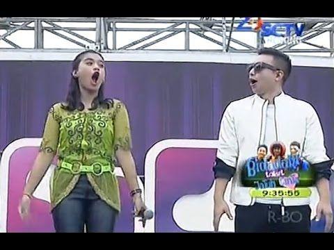 Nom Nom Gowes Goyang Dumang bareng Mario Ginanjar & Trio Ubur Ubur