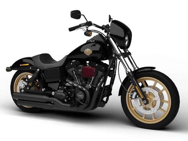 2017 Harley-Davidson FXDL Dyna Low Rider S - Starting at £15,795. http://harley-davidson.com/en_GB/Motorcycles/low-rider-s.html #harleydavidsonbobbersdyna