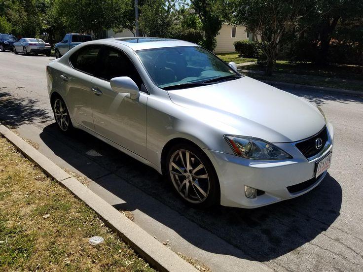 My first Lexus! Mod recommendations? ('08 IS 250) #Lexus #car #cars #LFA #Automotive #supergt #RCF