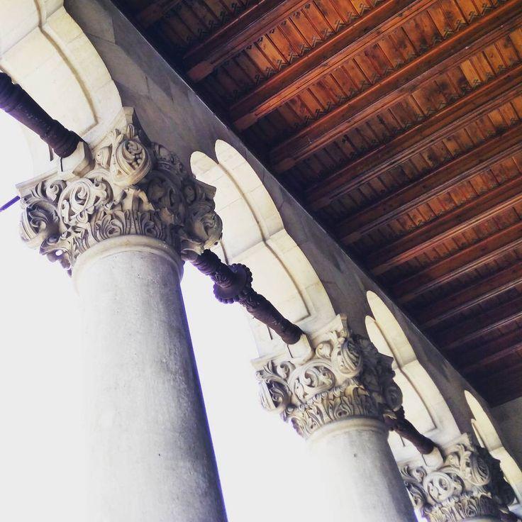 #castelulcantacuzino #arhitectura #neoromanesc #neobrancovenesc #ig_busteni #ig_romania