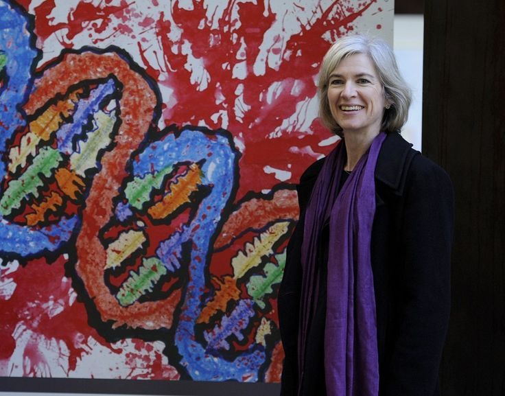 How CRISPR Yanked Jennifer Doudna Out of the Ivory Tower - The Atlantic