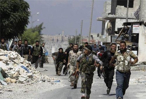 Terrorist Groups Planning to Move to Saudi Arabia, Arab States Following .Defeats in Syria/,,,jan17