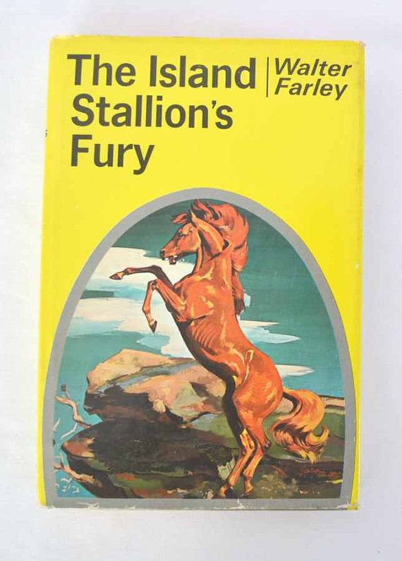 1951 The Island Stallions Fury by Walter Farley on Etsy, $22.54 CAD