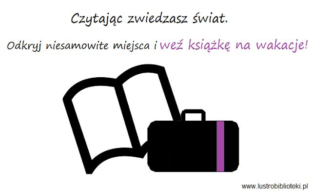 weź książkę na wakacje!