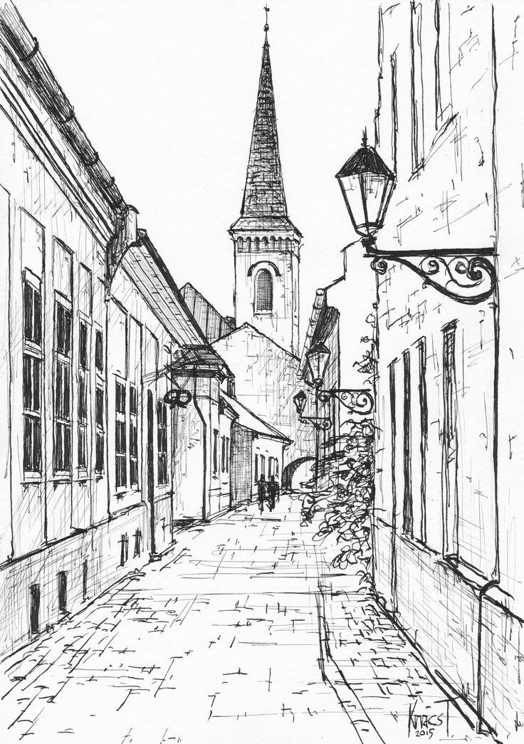 Košice, Hrnčiarska ul.