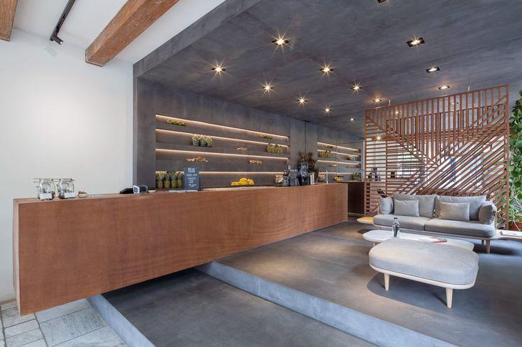 Galería de Almacén The Cold Pressed Juicery en Prinsengracht / Standard Studio - 10