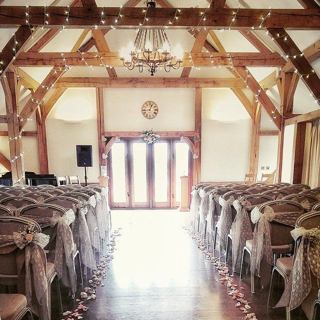 This Exciting And Imaginative Wedding Barn Is Set On A Tranquil Lake In Beautiful Rolling Cheshire