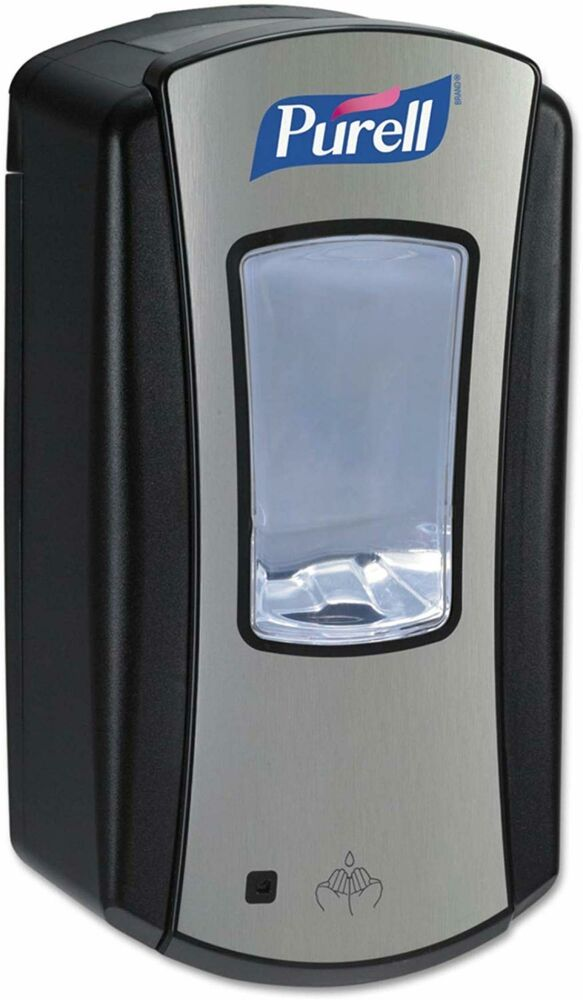 Sponsored Ebay Purell Ltx 12 Touch Free Hand Sanitizer Dispenser