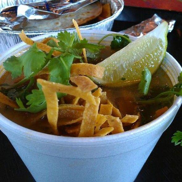 Mexican Chain Restaurant Recipes: Cafe Rio Chicken Tortilla Soup
