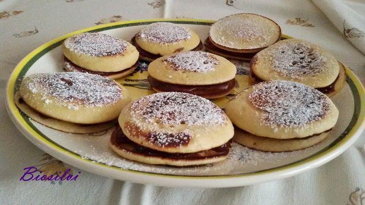 Dorayaki di kamut al cioccolato | Biosilvi