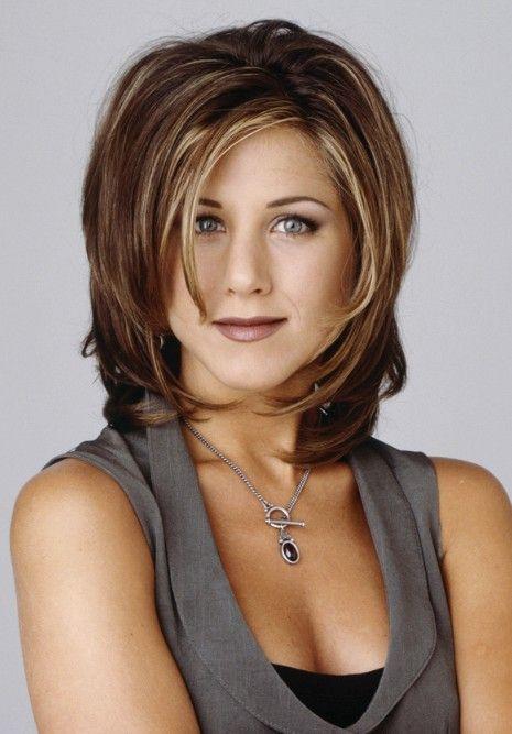 Jennifer Aniston | Jennifer Aniston The Rachel Hairstyle | Hairstyles Weekly