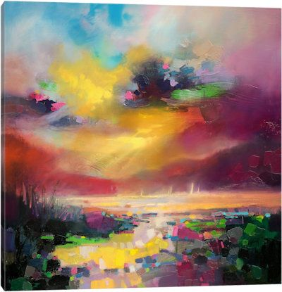 Canvas Art by Scott Naismith — iCanvas