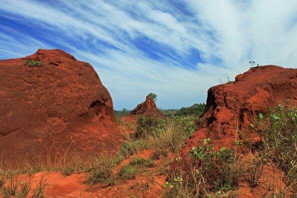 Red Desert Port Edward KZN South Africa