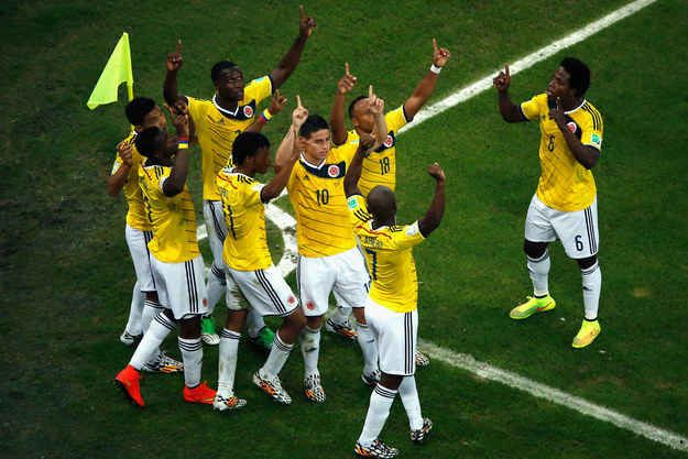 You are one of the best things to happen to soccer in ages. | An Open Letter To The Colombian Team