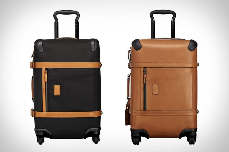 If you're familiar with the TUMI brand, then you already know that each piece of luggage is designed and outfitted with class and quality. The 1975 International Carry-On is no exception, and might even raise the bar a bit higher...