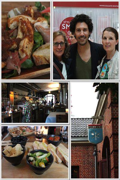 iglo Botschafter Event Juni 2014 in Hamburg -Ausfug zuvor