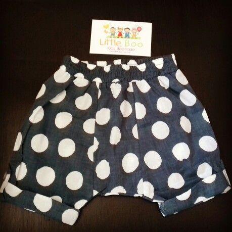 Little Boo Kids - made in Bali - mc hammer pants