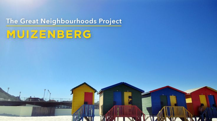 We love Muizenberg because of its easily accessible beach and colourful huts (http://www.rawson.co.za/neighbourhoods)
