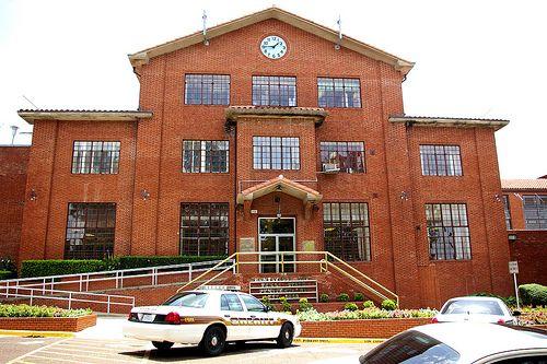 Huntsville Prison