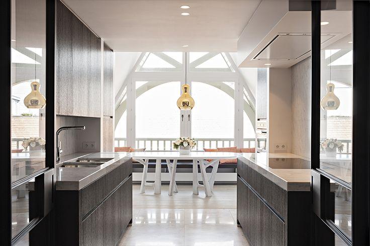 Obumex I Kitchen I Modern Kitchen I Craftmanship