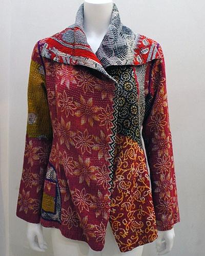 MIEKO MINTZ - Kantha Jacket