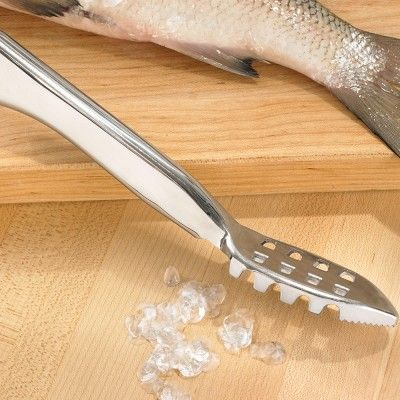 104 best images about gifts for the fisherman on pinterest for Best fish scaler