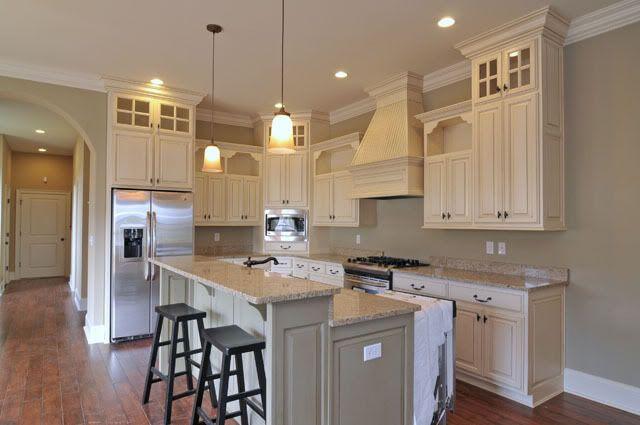 Best 25 cream colored kitchens ideas on pinterest cream for Butter cream colored kitchen cabinets