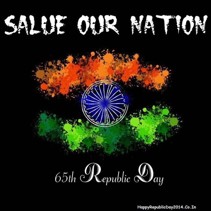 GRAND SALUTE TO OUR GREAT NATION ''BHARAT MAA'' Happy Indian Republic Day