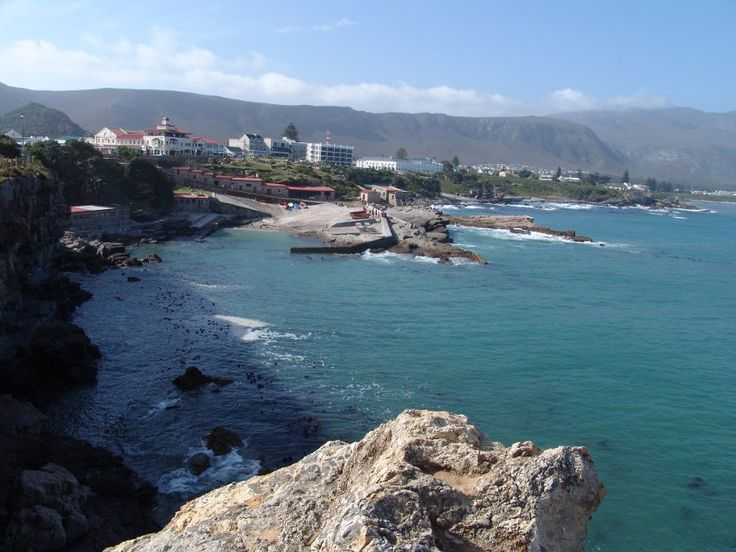 HERMANUS- Hermanus offers some of the world's best land-based whale watching.