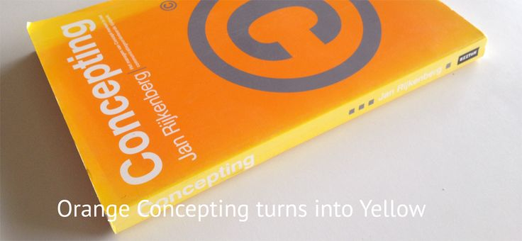 Orange Concepting turns Yellow