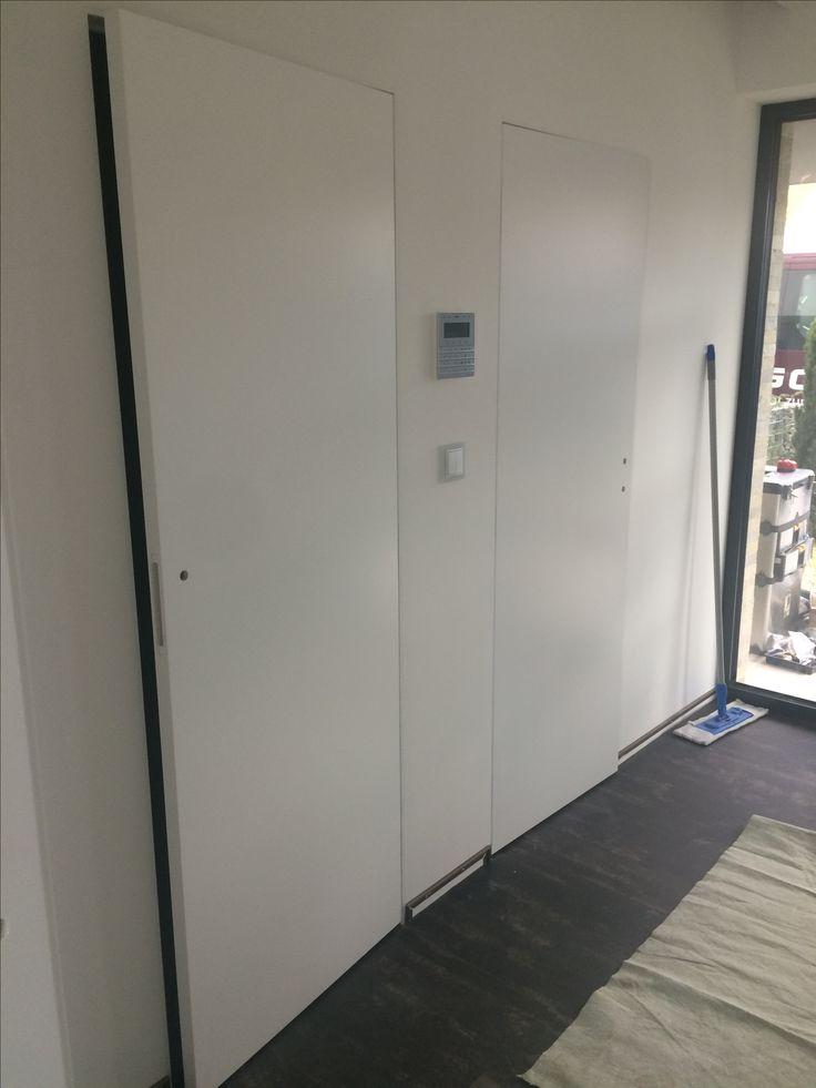 Invisible doors / neviditelne dvere #resitalia #invisible #door