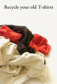 lots of ideas for old tshirts: Diy Ideas, Recycled T Shirts, Recycled Ideas, Recycling Ideas, Old Shirts, Tshirt Recycled, Recycled Diy, T Shirts Recycled, Old T Shirts