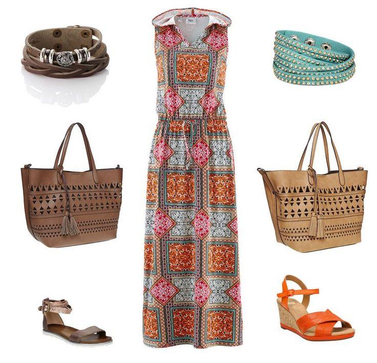 Maxišaty s kapucou pre moletky - oblečenie pre moletky - plus size šaty XXL šaty