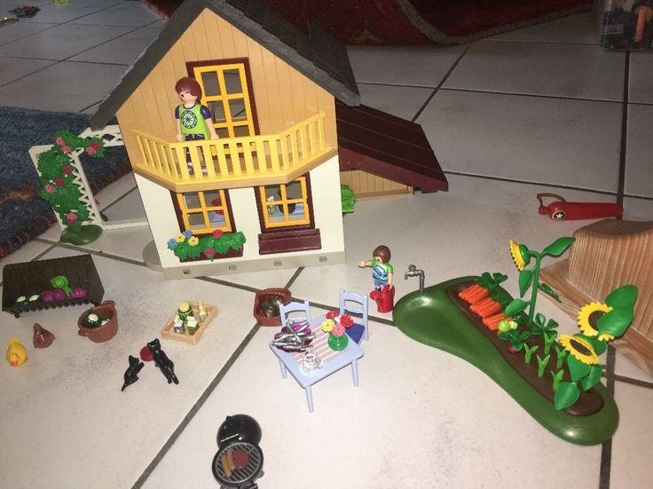 Playmobil Bauernhaus mit Hofladen 5120 Bauernhof Farm
