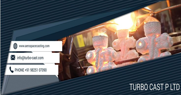 As the Demands continue to rise for lightweight designs in the automotive industry and many aerospace and defence components, Turbo Cast (India) has recently added Aluminium Investment Casting to its portfolio of Lost Wax Process solutions. More & more casting Process is making effective use of aluminium as a metal as it is not only Superior Quality but also offers low cost Product Ratio as well as are light in weight.  Aluminium castings presently find application in a wide range of much…