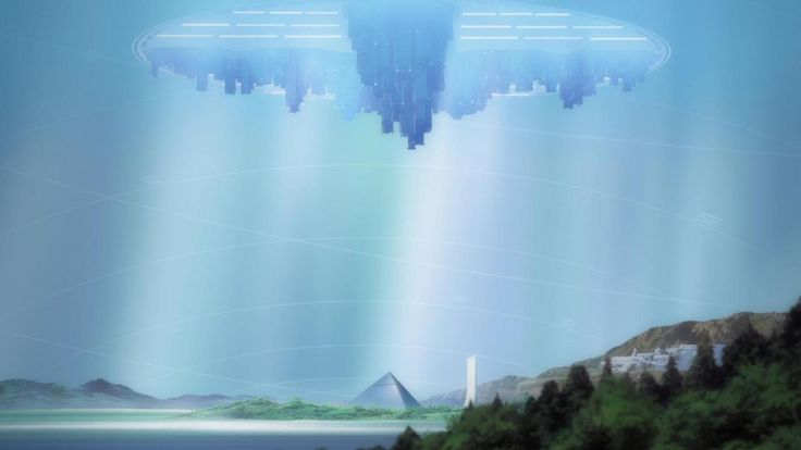 Background from Evangelion: 2.22 You Can (Not) Advance