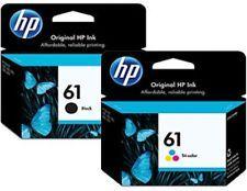 [$22.99 save 40%] HP #61 2pack Combo Ink Cartridges 61 Black and Color NEW GENUINE #LavaHot http://www.lavahotdeals.com/us/cheap/hp-61-2pack-combo-ink-cartridges-61-black/194298?utm_source=pinterest&utm_medium=rss&utm_campaign=at_lavahotdealsus