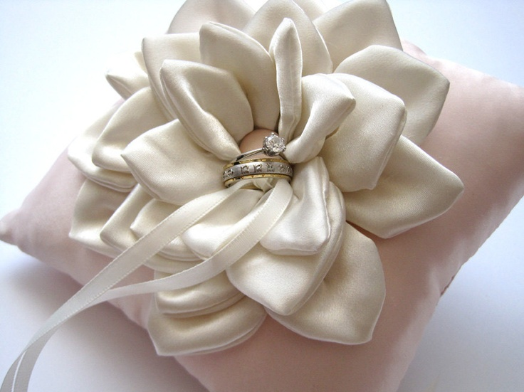Wedding Ring Pillow ❤