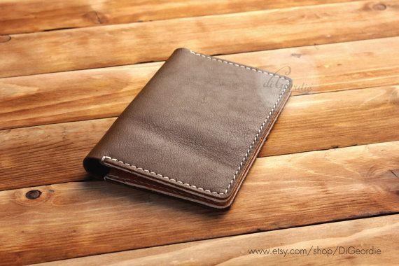 Passport organizer minimal passport case billfold passport wallet leather passport cover genuine leather passport holder travel wallet
