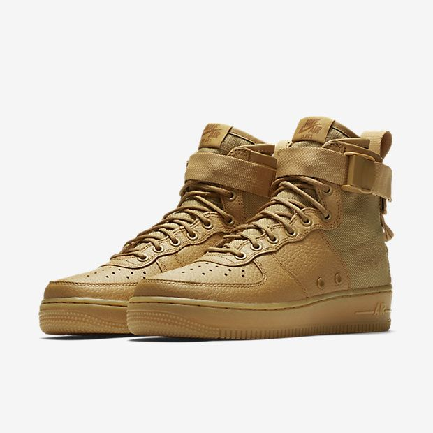 online store d67e2 30c0b AA3966-700 Nike SF Air Force 1 Mid Elemental Gold  nike  airforce