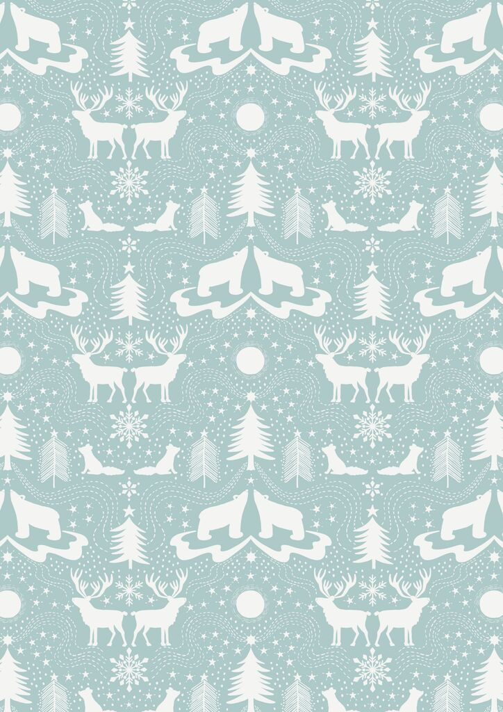 Northern Lights Fabric : Images about northern lights on pinterest